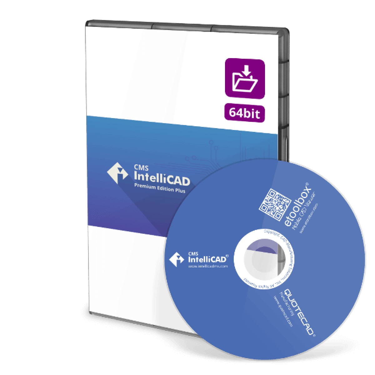 CMS IntellICAD 8.4 PE PLUS